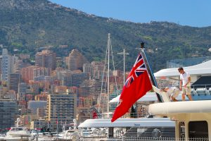 Seasonal jobs could take you to Monaco on a superyacht