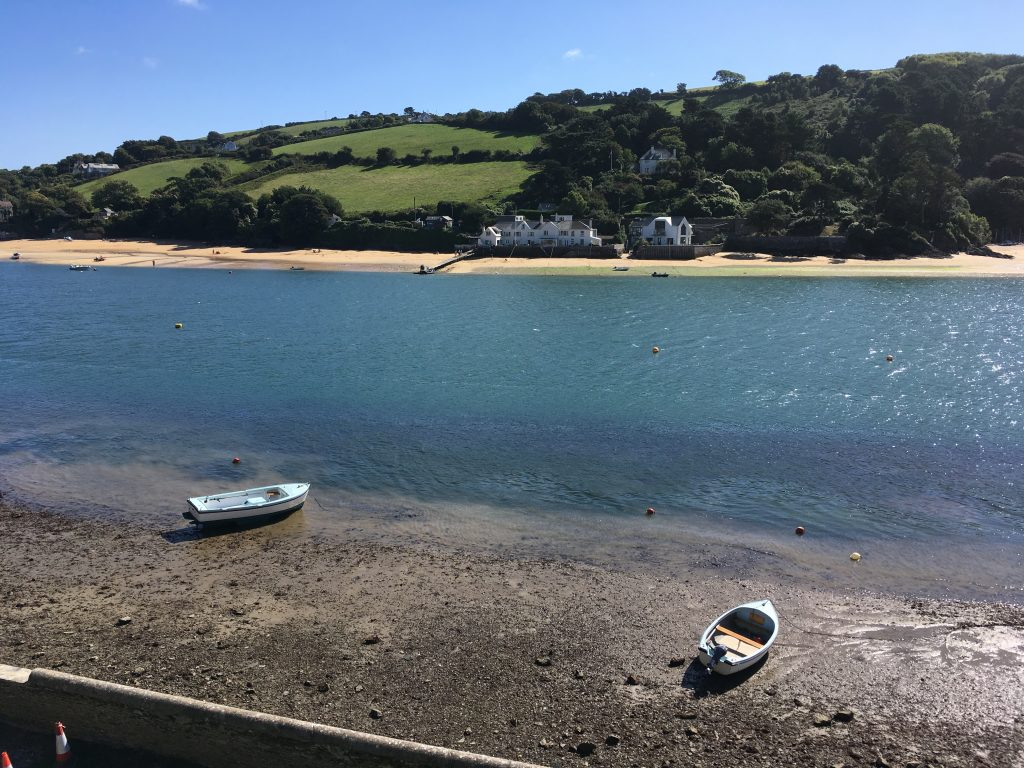 Seasonal jobs in Salcombe